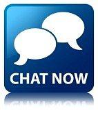 22231009-chatta-ora-blu-lucido-riflesso-tasto-quadrato