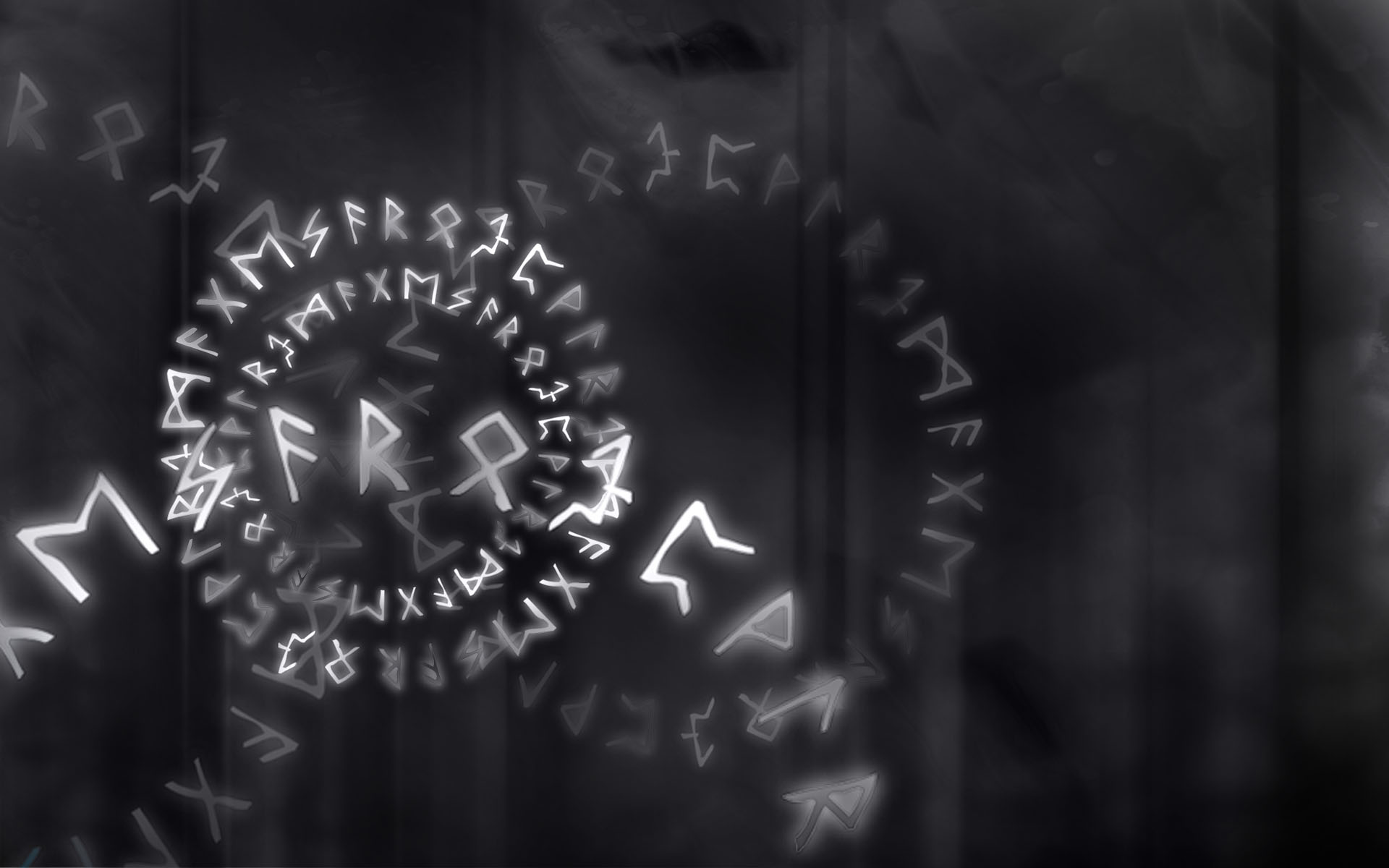 ogni runa possiede la sua energia.